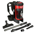 Milwaukee 0885-20 M18 FUEL 3-in-1 Backpack Vacuum (Tool Only) image number 4