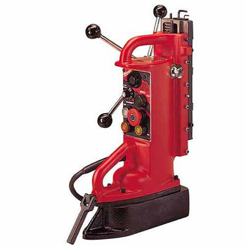 Milwaukee 4203 Adjustable Position Magnetic Drill Press Base with 11 in. Drill Travel image number 0
