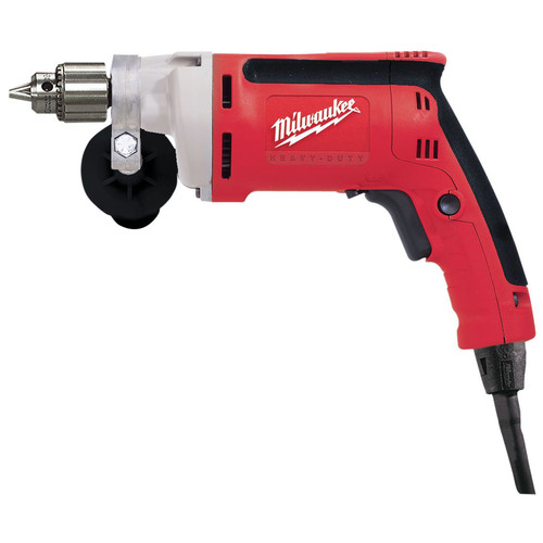Milwaukee 0100-20 1/4 in. Magnum Drill, 0 - 2,500 RPM with Keyed Chuck