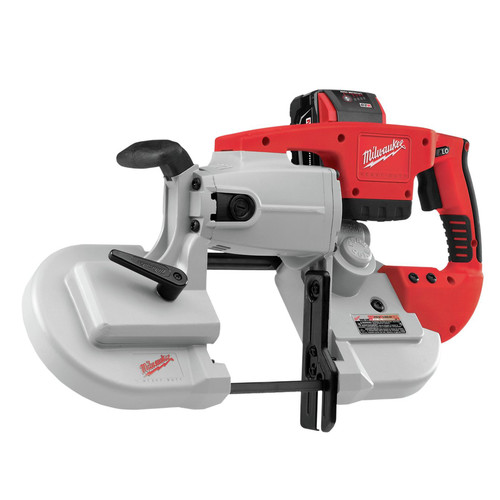 Milwaukee 0729-21 M28 Cordless Lithium-Ion Portable Band Saw with Case image number 0