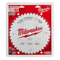 Milwaukee 48-40-1040 10-1/4 in. 40T Fine Finish Circular Saw Blade image number 1