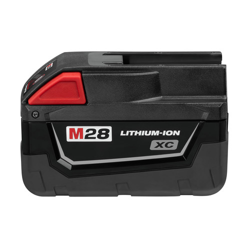 Milwaukee 0726-22 M28 Lithium-Ion 1/2 in. Cordless Hammer Drill Kit (3 Ah) image number 4