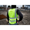 Milwaukee 48-73-5041 High Visibility Performance Safety Vest - Small/Medium, Yellow image number 7