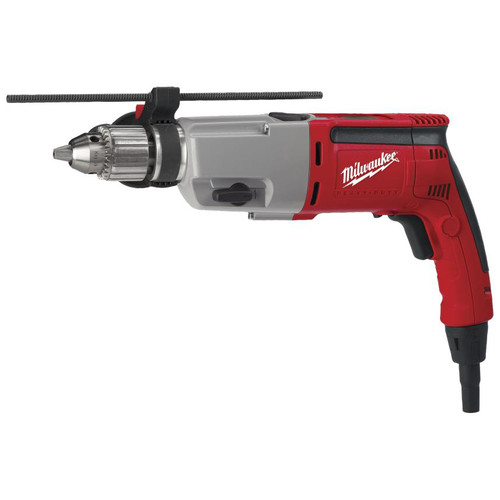 Factory Reconditioned Milwaukee 5387-80 8.5 Amp 0 - 2500 RPM 2-Speed 1/2 in. Corded Heavy-Duty Hammer Drill image number 0