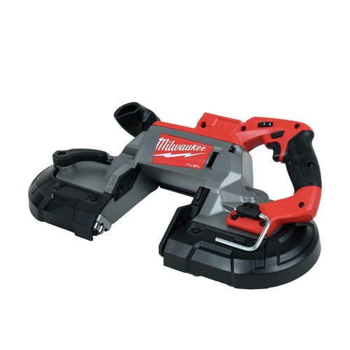 Free Milwaukee M18 FUEL Band Saw and Packout Tool Box with a Milwaukee M18 ProPex Expansion Tool Kit