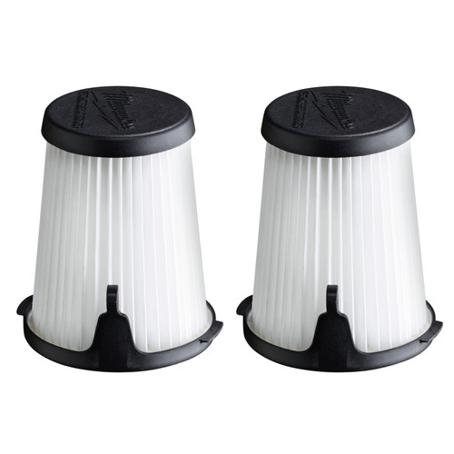 Milwaukee 49-90-1950 3 in. Replacement Filters for 0850-20 (2-Pack) image number 0