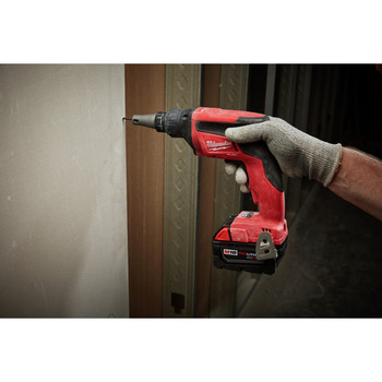 Milwaukee 2866-20 M18 FUEL Cordless Lithium-Ion Drywall Screw Gun (Tool Only) image number 4