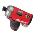Milwaukee 2551-22 M12 FUEL SURGE 1/4 in. Hex Hydraulic Driver Kit image number 3