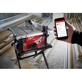 Milwaukee 2736-20 M18 FUEL 8-1/4 in. Table Saw with One-Key (Tool Only) image number 10