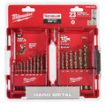 Milwaukee 48-89-2338 23-Pc Cobalt Red Helix Kit image number 2