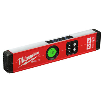 Milwaukee MLDIG14 14 in. REDSTICK Digital Level with PINPOINT Measurement Technology image number 3