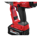 Milwaukee 2867-22 M18 FUEL 1 in. High Torque Impact Wrench Kit with ONE KEY and (2) 8.0 Ah Batteries image number 4