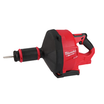 Milwaukee 2772A-21 M18 FUEL Drain Snake with CABLE DRIVE Kit image number 1