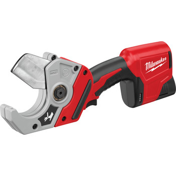 Milwaukee 2470-21 M12 12V Cordless Lithium-Ion PVC Shear Kit image number 1