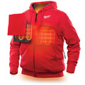Milwaukee 302R-20L M12 12V Li-Ion Heated Hoodie (Jacket Only) - Large image number 2