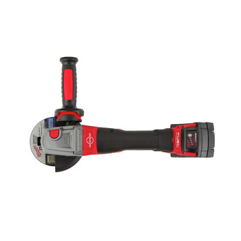 Milwaukee 2783-22 M18 FUEL Cordless 4-1/2 in. - 5 in. Braking Angle Grinder Kit image number 4