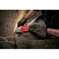 Milwaukee 6143-31 11 Amp 4-1/2 in. / 5 in. Braking Small Paddle No-lock Angle Grinder image number 4