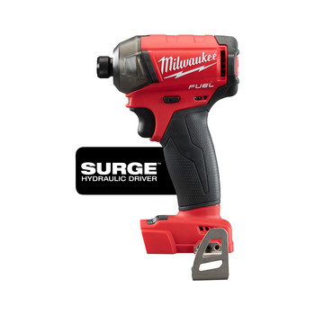 Factory Reconditioned Milwaukee 2760-80 M18 FUEL SURGE 1/4 in. Hex Hydraulic Impact Driver (Tool Only) image number 4