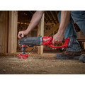 Factory Reconditioned Milwaukee 2711-80 M18 FUEL SUPER HAWG Lithium-Ion Brushless 1/2 in. Cordless Right Angle Drill with QUIK-LOK (Tool Only) image number 3