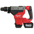Milwaukee 2718-22HD M18 FUEL 1-3/4 in. SDS MAX Rotary Hammer with ONE KEY and (2) 12 Ah Batteries image number 1