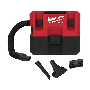 Milwaukee 0960-20 M12 FUEL Lithium-Ion Brushless 1.6 Gallon Cordless Wet/Dry Vacuum (Tool Only)