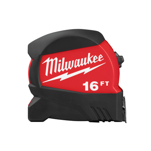 Milwaukee 48-22-0416 16 ft. Compact Wide Blade Tape Measure image number 0