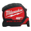 Milwaukee 48-22-0240 40 ft. Wide Blade Tape Measure image number 0