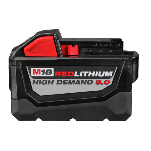 Milwaukee 2708-22HD M18 FUEL HOLE HAWG Lithium-Ion 1/2 in. Cordless Right Angle Drill Kit with QUIK-LOK (9 Ah) image number 3