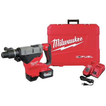 Milwaukee 2718-21HD M18 FUEL 1-3/4 in. SDS MAX Rotary Hammer with ONE KEY and 12 Ah Battery image number 0
