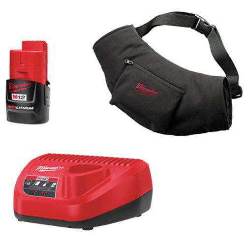 Milwaukee 2322-21 M12 12V Li-Ion Hand Warmer Kit
