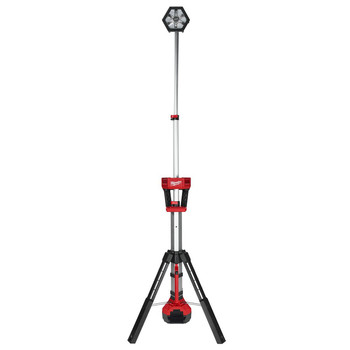 Milwaukee 2130-20 M18 18V Cordless Lithium-Ion TRUEVIEW LED Stand Light (Tool Only) image number 1