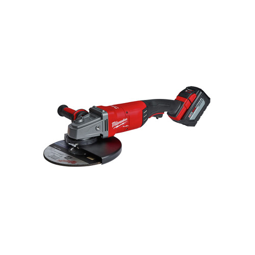 Milwaukee 2785-21HD M18 FUEL 7 in. / 9 in. Large Angle Grinder Kit image number 2