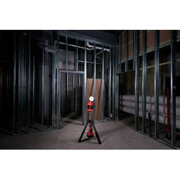 Milwaukee 2130-20P M18 18V 5.0 Ah Cordless Lithium-Ion TRUEVIEW Rocket LED Tower Stand Light Kit with FREE 18V 5.0 Ah Starter Kit image number 7