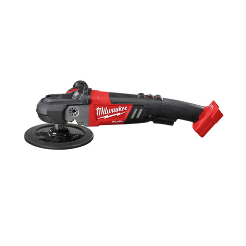 Factory Reconditioned Milwaukee 2738-80 M18 FUEL Lithium-Ion 7 in. Variable Speed Polisher (Bare Tool)