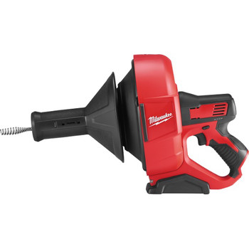 Milwaukee 2571-20 12V Cordless Li-Ion Drain Snake with Bucket (Tool Only) image number 1