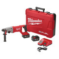 Factory Reconditioned Milwaukee 2713-82 M18 FUEL Cordless Lithium-Ion 1 in. SDS-Plus D-Handle Rotary Hammer Kit