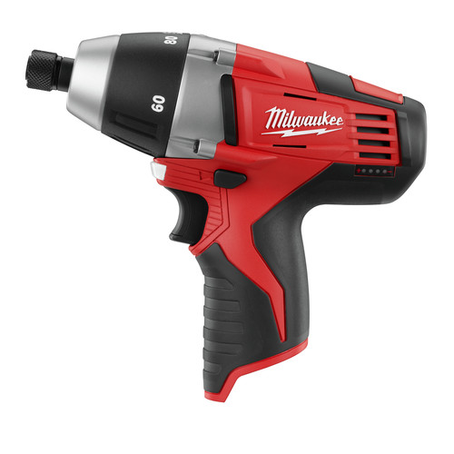 Milwaukee 2455-20 M12 12V Cordless Lithium-Ion No Hub Driver (Tool Only) image number 1