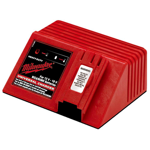 Milwaukee 48-59-0255 12V/18V NiCD/NiMH Charger image number 0