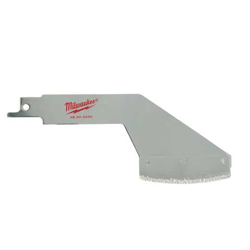 Milwaukee 49-00-5450 Grout Removal Tool for Reciprocating Saws