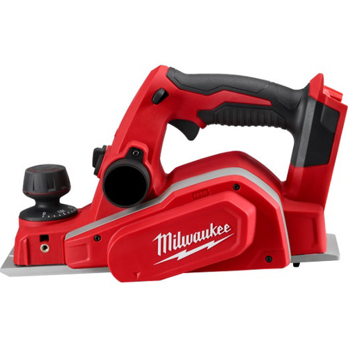 Milwaukee 2623-20 M18 18V Cordless Lithium-Ion 3-1/4 in. Planer (Bare Tool)