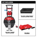 Milwaukee MXF500-1CP MX FUEL Lithium-Ion Cordless Sewer Drum Machine Kit image number 1