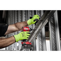 Milwaukee 48-73-8933B 12-Piece Cut Level 3 High Visibility Polyurethane Dipped Gloves - XL image number 4