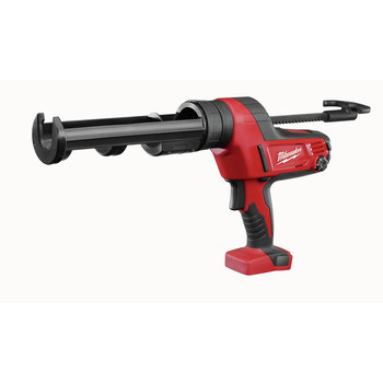 Milwaukee 2641-20 M18 18V Cordless Lithium-Ion Caulk/Adhesive Gun with 10 oz. Carriage (Tool Only) image number 0