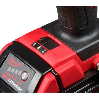 Milwaukee 2851-20 M18 Brushless 1/4 in. Hex 3 Speed Impact Driver (Tool Only) image number 2