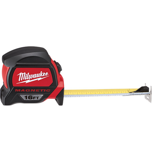 Milwaukee 48-22-7116 16 ft. Magnetic Tape Measure