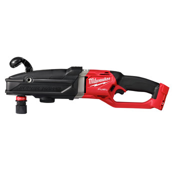Milwaukee 2811-20 M18 FUEL SUPER HAWG Lithium-Ion 1/2 in. Cordless Right Angle Drill with QUIK-LOK (Tool Only)