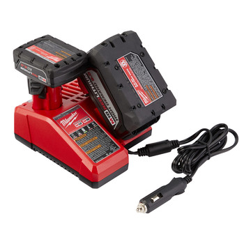 Milwaukee 48-59-1810 M18/M12 Vehicle Charger image number 2