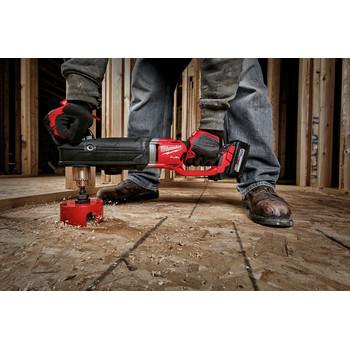 Milwaukee 2809-22 M18 FUEL SUPER HAWG Lithium-Ion 1/2 in. Cordless Right Angle Drill Kit (6 Ah) image number 5