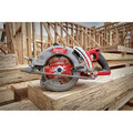 Milwaukee 2830-21HD M18 FUEL Rear Handle 7-1/4 in. Circular Saw Kit image number 7