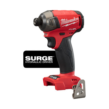 Factory Reconditioned Milwaukee 2760-80 M18 FUEL SURGE 1/4 in. Hex Hydraulic Impact Driver (Tool Only) image number 3